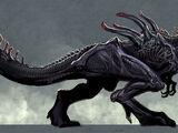 Alien T-Rex