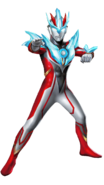 Ultraman orb mebius ginga by wallpapperultra16-db164l8