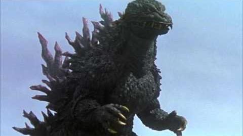 Godzilla 2000 Roars