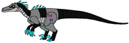 Mecha Raptor II