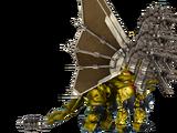 Super Dragon Hyper Kiezer Death Mecha King Ghidorah