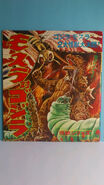 Mothra vs Godzilla Asahi Sonorama UNCANNY EMBRYOS