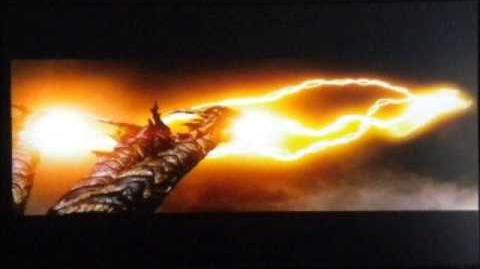 Keizer Ghidorah Battle- GFW OST