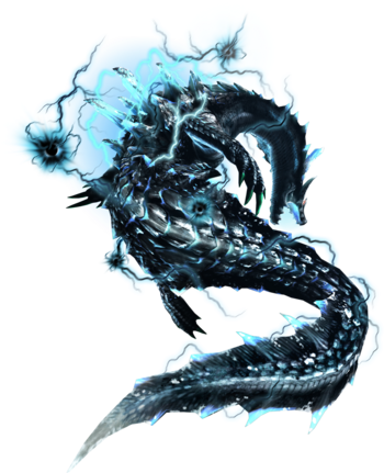 <small><small>Abyssal Lagiacrus</small></small>
