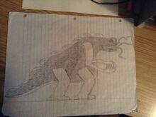 Original antorosaurus