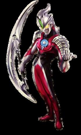 Ultraman Orb Slugger Ace-0
