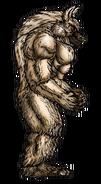 Legendary Wolfman's sprite