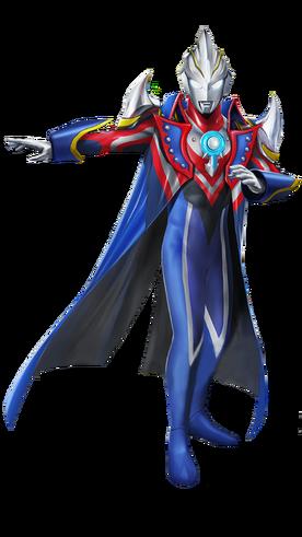 Ultraman Orb Breaster Knight