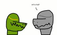 Lizzy meets ROBO 9EIR