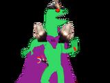 SpaceGodzilla Man