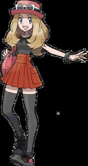 Serena (Pokémon X and Y)
