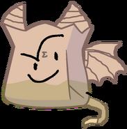 Dragon Barf Bag