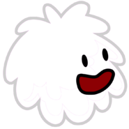 Snow Puffball