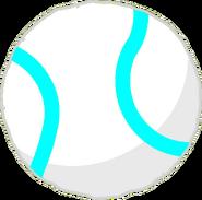 Snow Tennis Ball Body