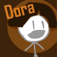 BFDI Sorter Dora Icon
