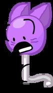 Cat Lollipop