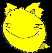 Yellow Face fox