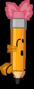 Pencil fox