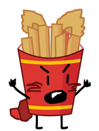 Fries fox