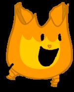 Bat Firey