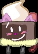 Cake mooni