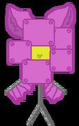 Bat Robot Flower