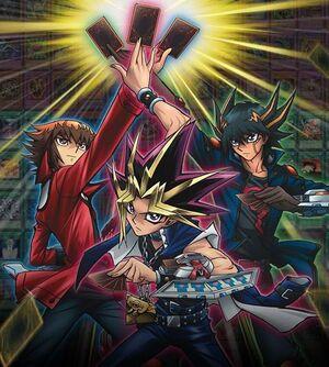 Yu-Gi-Oh Bonds Beyond Time