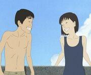 Momo and Yota