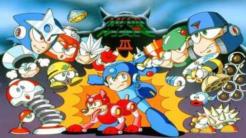Let's Listen Mega Man 3 (NES) - Boss Battle Theme (Extended)