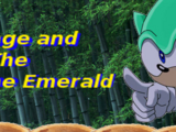 Strange And The 7 Time Emerald