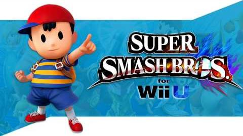 Onett Theme Winters Theme - Super Smash Bros