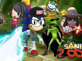 Sonic Boom: Rise of Lyric Repainted