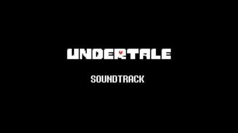 Undertale OST 046 - Spear of Justice