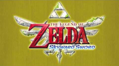 Pirate Stronghold (Past) - The Legend of Zelda Skyward Sword