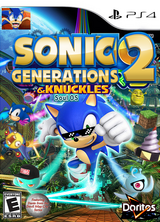 Sonic Colors Repainted