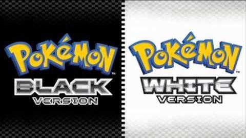 Pokemon Black & White - Opelucid City (White)
