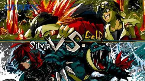 Pokemon hg ss rival theme Epic metal rock remix