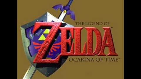 Legend of Zelda Ocarina of Time Market Theme