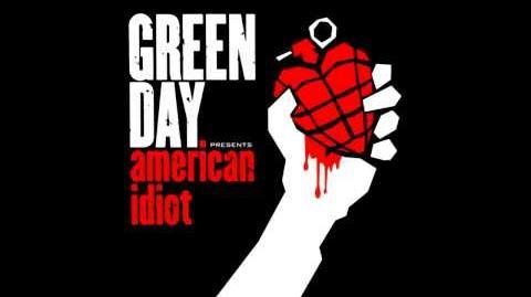 Green Day - She's A Rebel - HQ