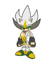 Arceus The Hedgehog