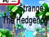 Strange The Hedgehog (game)