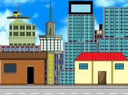 Future Cyber City Zone