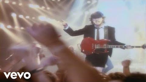 AC DC - Thunderstruck (Official Video)