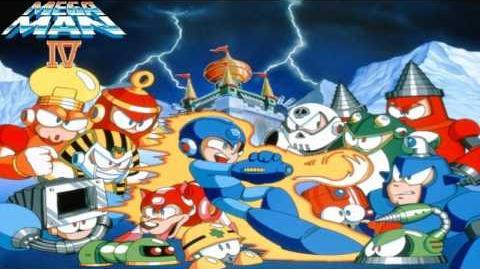 Let's Listen Mega Man 4 (NES) - Skull Man Stage (Extended)