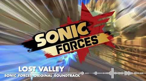 Sonic Forces OST - Lost Valley (Modern Green Hill)