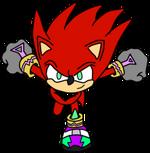 Ciber the Hedgehog