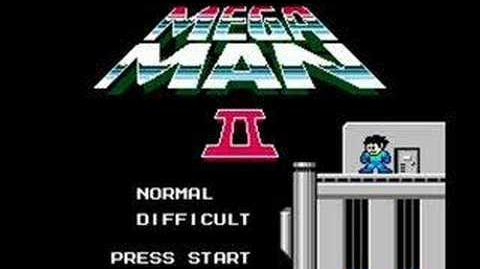 Mega Man 2 - Dr