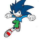 Lucas The Hedgehog