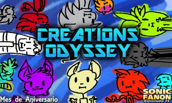 Creations Odyssey