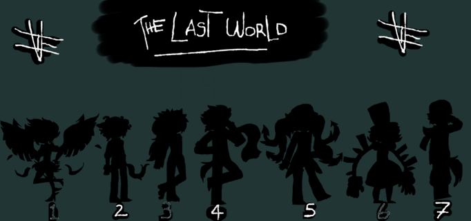 The Last World Poster